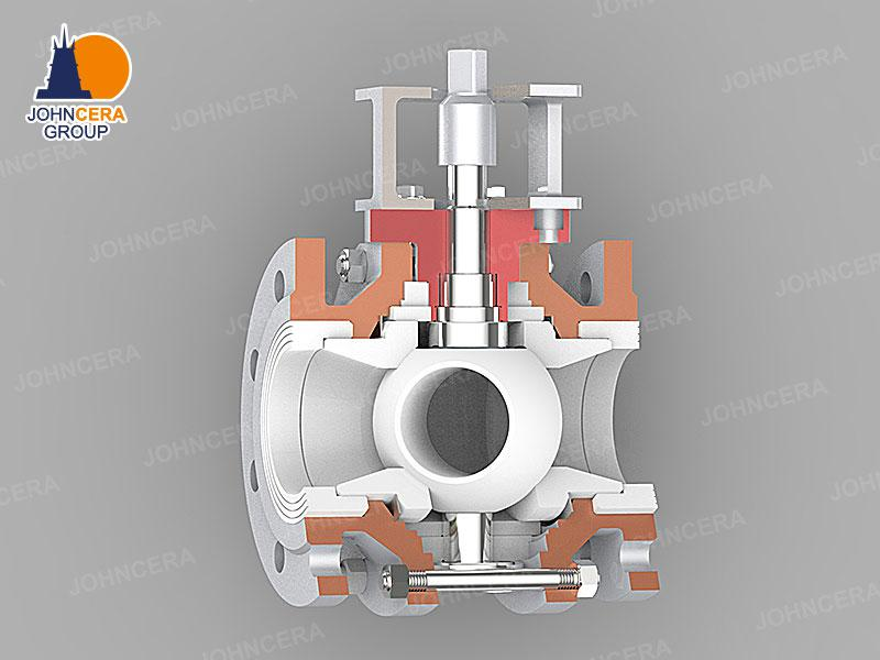Ceramic Ball Valves (G-DCQ)
