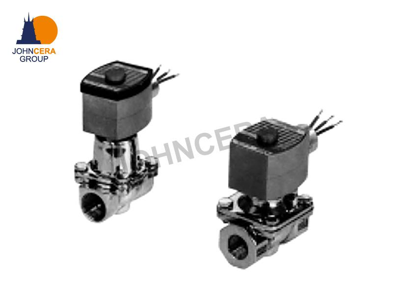 Slow Closing Solenoid Valves(ASCO)