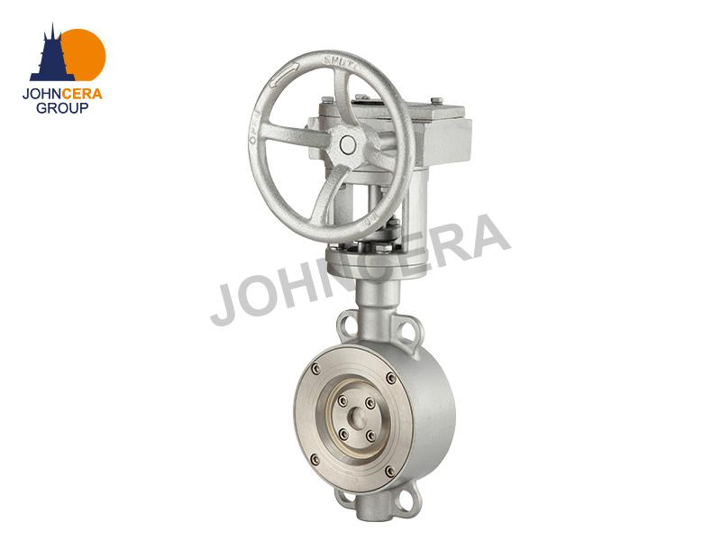 Ceramic Butterfly Valves-BCD
