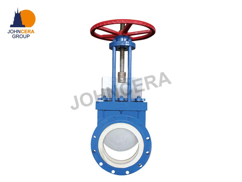 Ceramic Knife Gate Valves