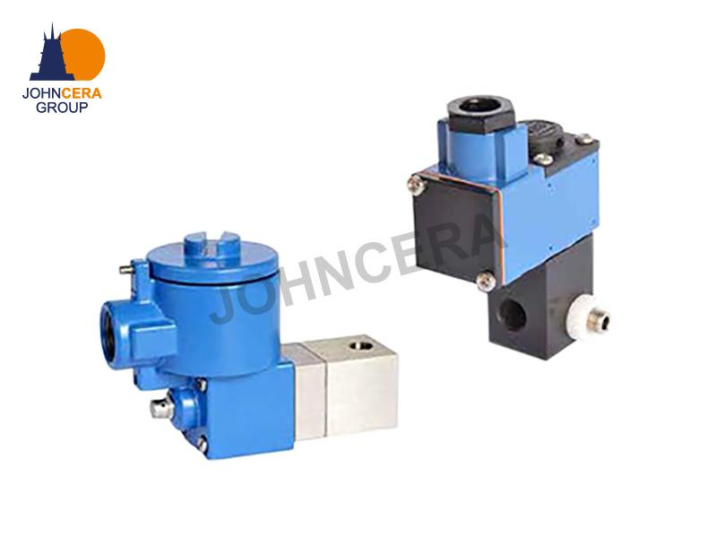 The Solenoid Valves(Pneumatrol)